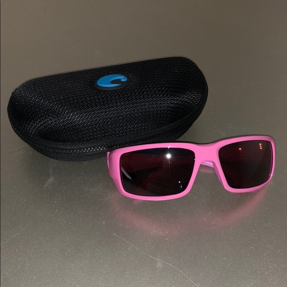 6cb1fffcae05 costa del mar Accessories - Authentic Pink Costa Del Mar Sunglasses